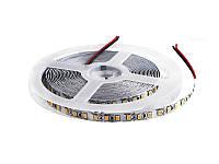 Світлодіодна стрічка 2835-120led-8mm-12V, IP20 подвійна плата тепло білий