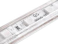 Світлодіодна стрічка 5050-60led-10mm-220V, IP68 червоний