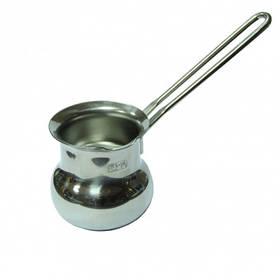 Турка стальная Венеция 250 мл для приготовления кофе