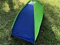 Намет Camping Tent 21M YB-3024-A Синьо-зелена 20х11х10, фото 1
