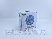 Портативный вентилятор Mini Fan SQ1978 на аккумуляторной батарее 1000 mAh, фото 2