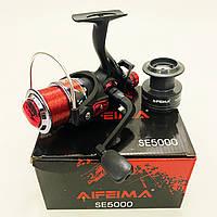 Катушка Feima SE 5000 6+1bb,с лескою