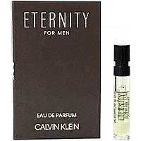 Calvin Klein Eternity For Men Парфумована вода (пробник) 1.2ml (3614229135183)