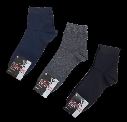 Шкарпетки чоловічі бавовна стрейч р. 40-44.Від 6 пар по 7грн.