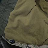 Горка мультикам флисовая подкладка олива , фото 6