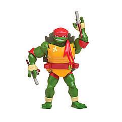 Фігурка Черепашка-Ніндзя Рафаель з Бойовим Панциром Серії Еволюція Teenage Ninja Turtles Raphael (12 Cм) 80829