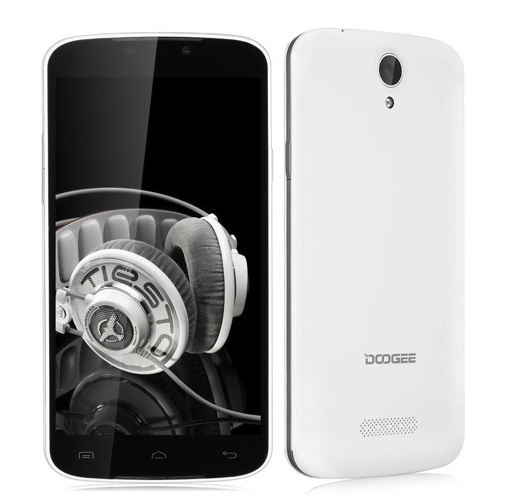 Doogee X6 white 1/8 Gb