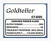 Акустическая система Goldteller GT-6020, фото 3