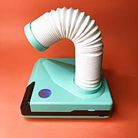 Настольная маникюрная вытяжка с фильтром Dust Collector (пылесос для маникюра)