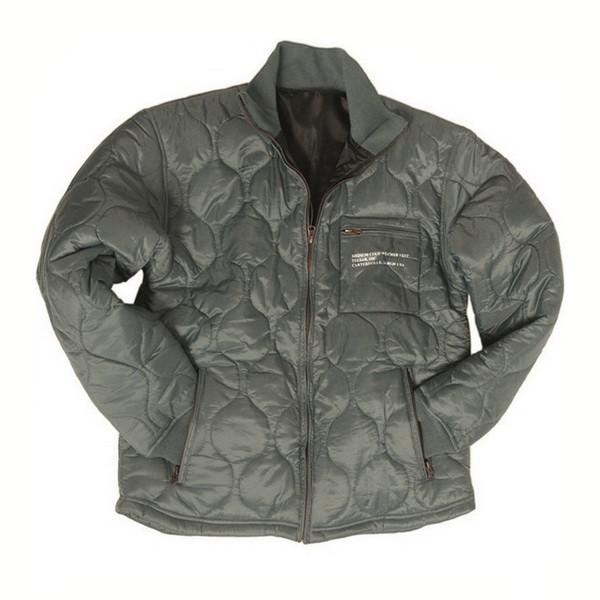 Куртка - утеплитель стеганая Mil-tec