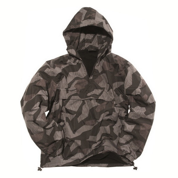 Куртка Анорак Combat Anorak Winter Splinter Night Mil-tec