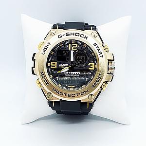 Чоловічий наручний годинник Casio G-Shock GLG-1000 Black-Gold