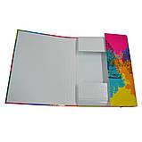 Папка-короб для зошитів на резинці, В5, Cute, фото 3