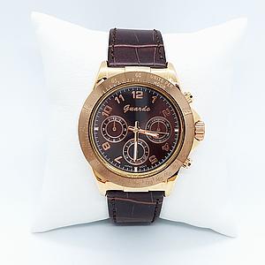 Наручний годинник Guardo 01441 Brown-Cuprum 1134-0133