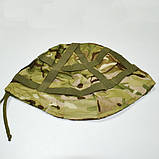 Кавер чехол на каску НАТО мультикам MTP, фото 2