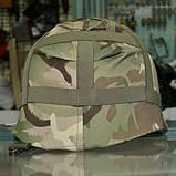 Кавер чехол на каску НАТО мультикам MTP, фото 4