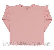 Трикотажна блуза для дівчинки. ФБ 862