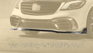 MANSORY front lip for Mercedes S-class S63/65 AMG W222