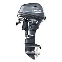 Двигун для човна Yamaha, 25 лс, 4 тактний, F 25 GETL - підвісний двигун для яхт і рибальських човнів, фото 2