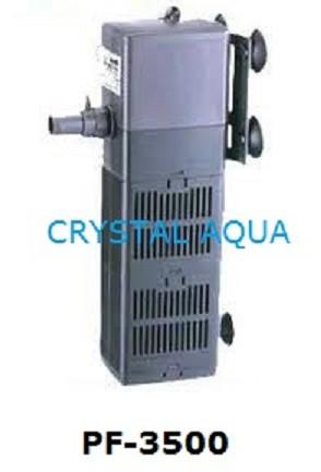 Внутренний фильтр Атман PF-3500 - CRYSTAL AQUA в Одессе