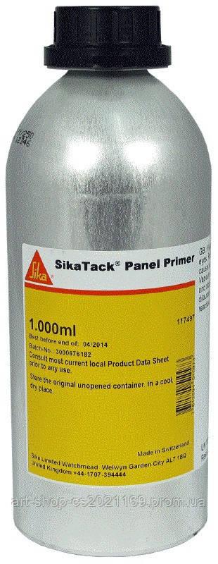 Sika Tack Panel Primer 1 л грунтовка для монтажу панелей вентильованих фасадів