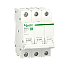 Автоматичний вимикач Schneider Electric 16А, 3P, С, 6кА (R9F12316)