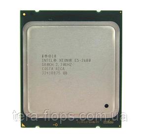 Процессор Intel Xeon E5 2680 LGA 2011 v1 (CM8062107184424) Б/У