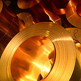 Лента бронзовая 300х0,25, бронза БрКМЦ, фото 2