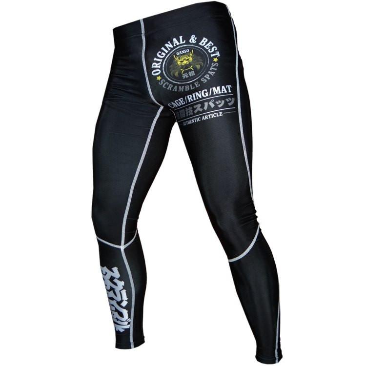 Компрессионные штаны SCRAMBLE  Grappling Spats V 2.0