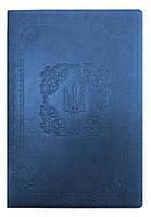 Папка А4 Рамка з Гербом Vivella штучна шкіра, Поліграфіст
