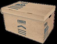 Короб для архівних боксів крафт 560х380х265 JOBMAX Buromax