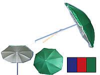 Пляжный зонт, диаметр 1,8м