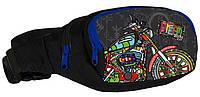 Поясная сумка Paso Разноцветный BDF-590 SK, КОД: 972291