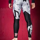 Компрессионные штаны SCRAMBLE  Urban Camo Spats, фото 2