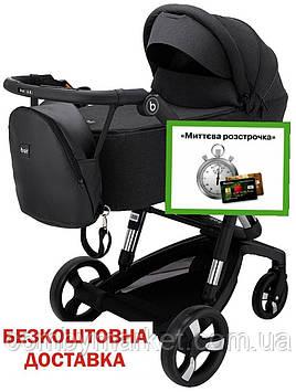 Детская коляска 2 в 1 Bair Electra B-touch system (с электронной системой торможения)