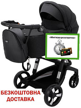 Дитяча коляска 2 в 1 Bair Electra B-touch system (з електронною системою гальмування)