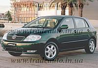 Дефлекторы окон Heko на Toyota  Corolla E12 2002-2007, фото 1