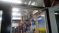 Завеса ленточная из ПВХ 90см х 2м, 6 лент. В киоск, ларек , магазин