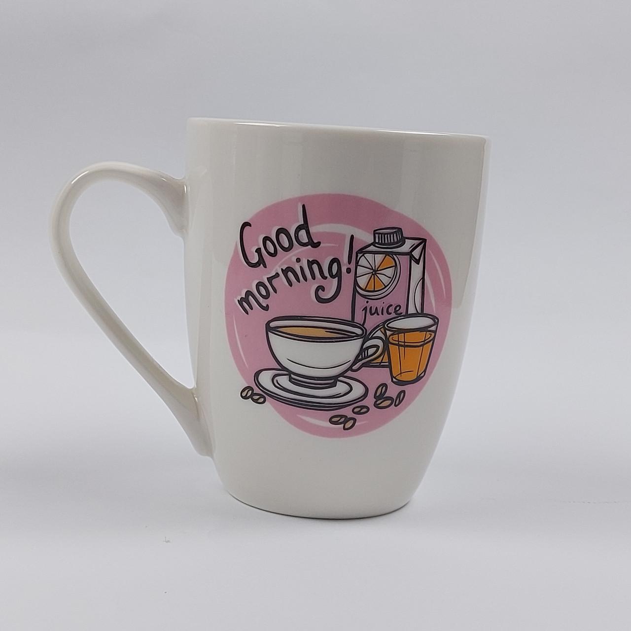Чашка Доброе утро 350 мл