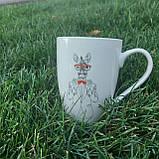 Чашка Сама элегантность 350мл, фото 5