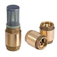 Комплектуючі Насоси плюс обладнання Зворотний клапан (пластик)