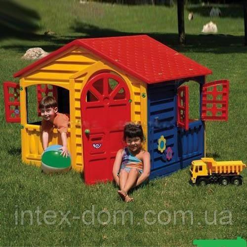 Детский игровой домик Bambi M 1197