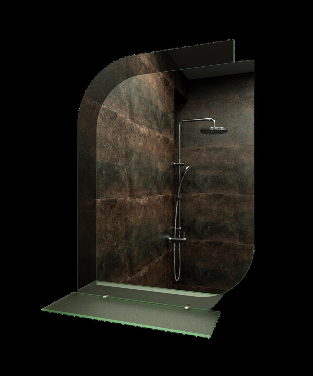 Дзеркало для ванної кімнати 550х800 Ф51