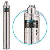 Скважинные электронасосы rudes 3S 0,8-40-0,5 (кабель 10м+ пульт захисту)