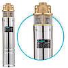 Свердловинні електронасоси rudes 4SKm100 (кабель 10м+ пульт захисту)