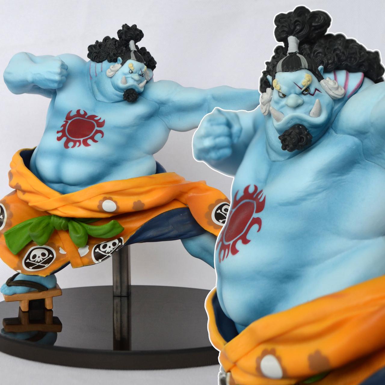Фігурка One piece – Jinbei – WORLD FIGURE COLOSSEUM2 vol.4 – Banpresto