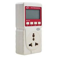 Вимірювач споживання електроенергії (ватметр) Benetech GM89