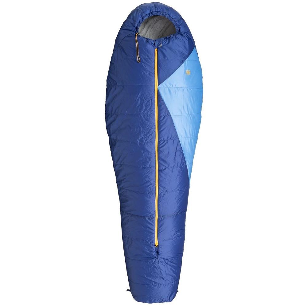 Спальный мешок Turbat VATRA 2S 175 см (2021) Синий