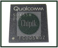 Микросхема SDX55M 002 для Samsung N986U, G988B, T875,  Xiaomi Mi 10