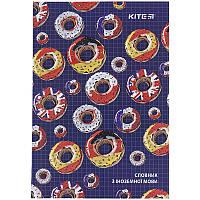 Словник з іноземної мови, А5 60 арк. Donuts Kite
